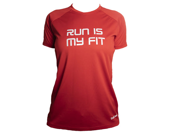 Playera Running Trail Junkie On Fire Dama