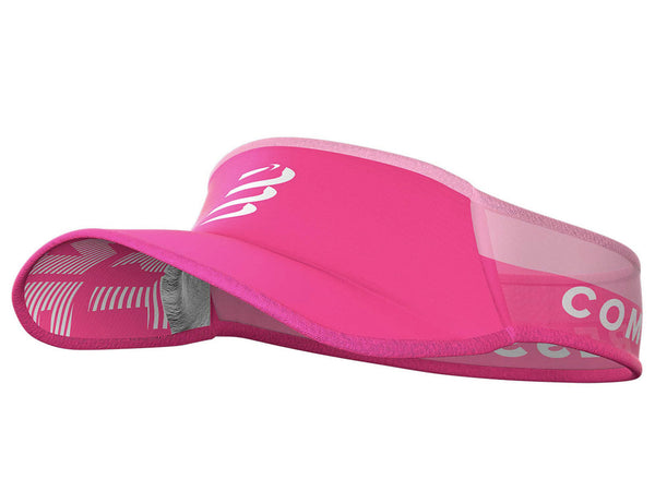 Compressport Visor Ultra Light Pink