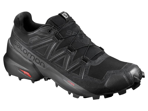 Tenis Salomon Speedcross 5 GTX Black Dama