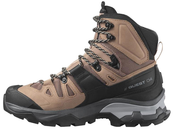 Botas de Senderismo Salomon Quest 4 GTX Almond Cream Dama