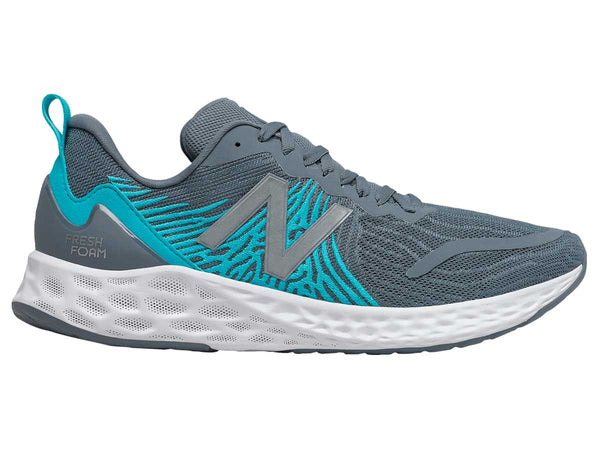 Tenis New Balance Fresh Foam Tempo Grey Cabellero
