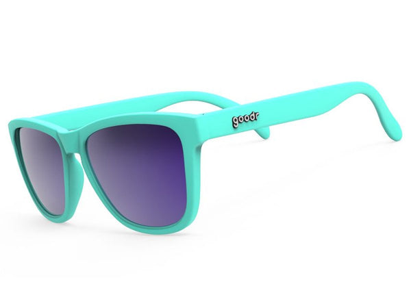 Lentes Running Goodr Electric Dinotopia Carnival