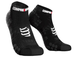 Compressport Racing Socks V3.0 Run Low Black