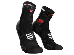 Compressport Racing Socks V3.0 High Smart Black