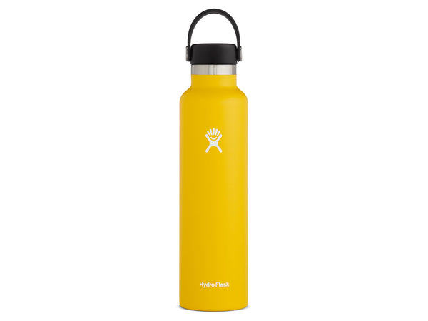 Botella Térmica Hydro Flask STD Mouth Flex 24 OZ Girasol
