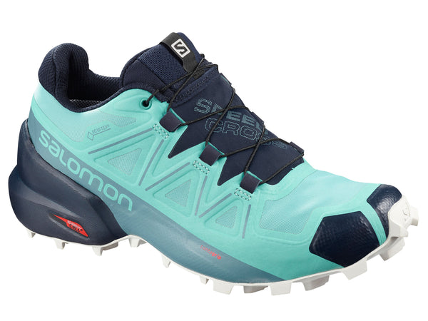 Tenis Salomon Speedcross 5 GTX Meadow Brook Dama