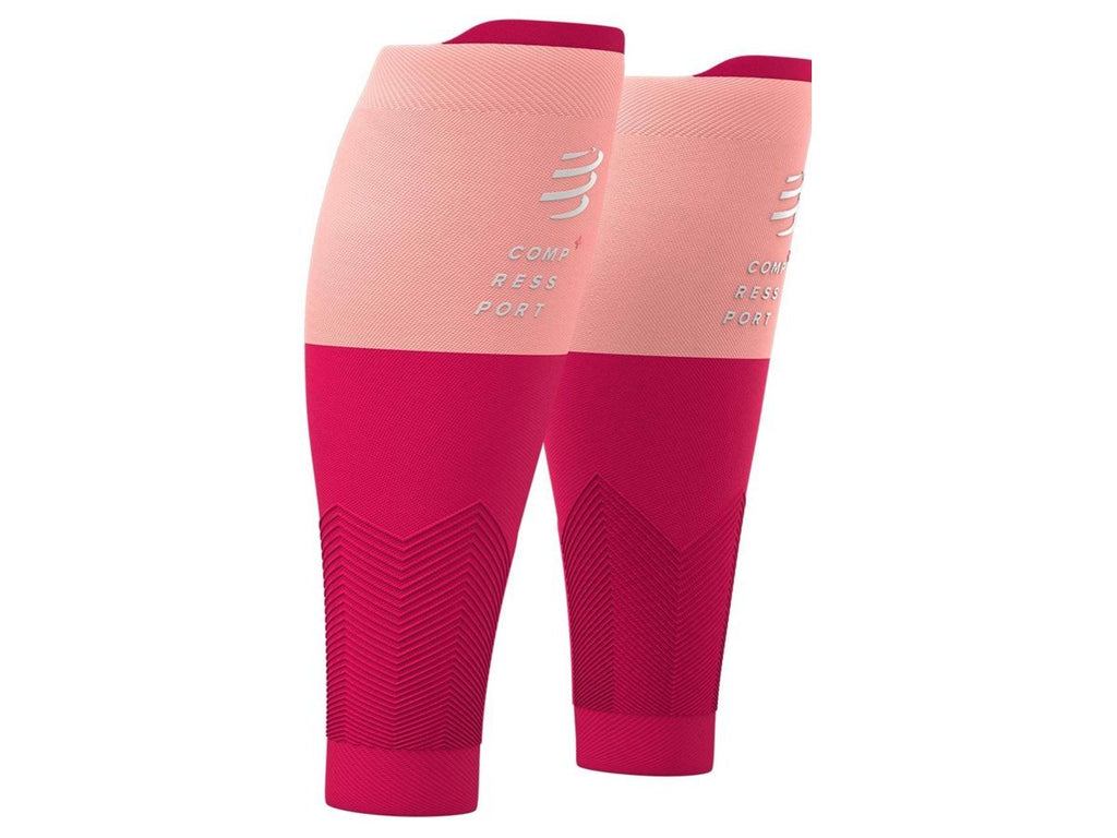 Compressport Pantorrillera de Compresión Calf R2 V2 Pink