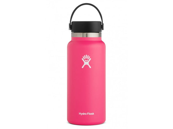 Botella Térmica Hydro Flask Wide Mouth Flex Cap 32 OZ Sandia
