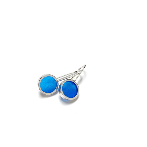 This Year Earrings medium blue