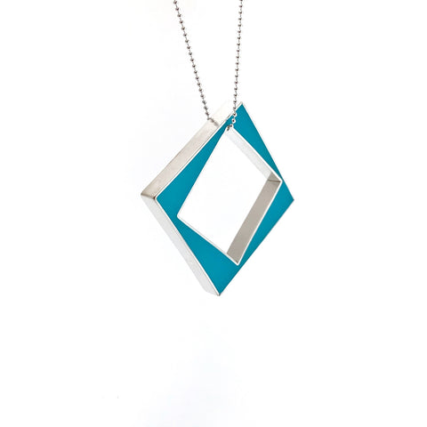 Panic Necklace scuba blue/turquoise