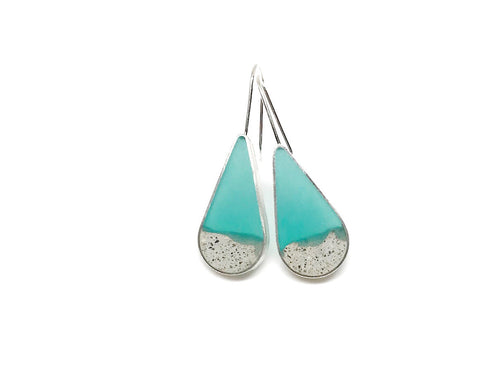 Seattle Terrain Earrings