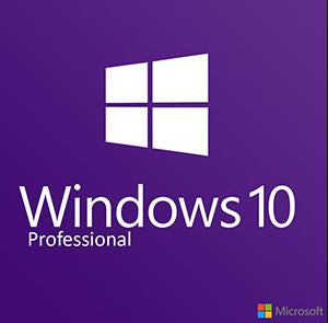 Microsoft Windows 10 Professional - OEM (DVD) Intl 64bit