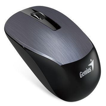 Genius NX-7015 Anywhere Wireless Mouse - Grey
