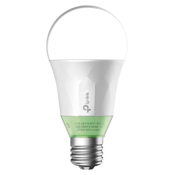 TP-Link LB110 Smart Wi-Fi LED Bulb 2700K White Dimmable