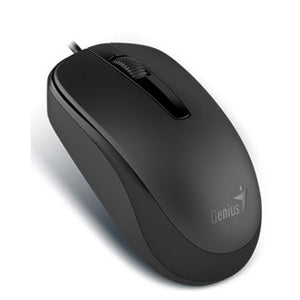 Genius DX-120 USB Mouse - Black