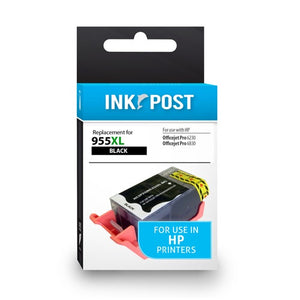 INKPOST for HP Ink 955XL Black