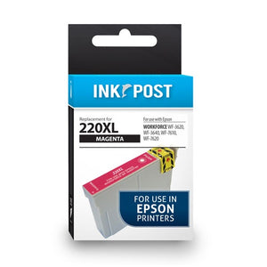 InkPost for Epson 220XL Magenta