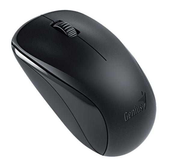 Genius NX-7000 USB Wireless Mouse - Black