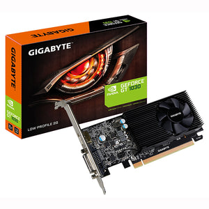 Gigabyte GT1030 2GB GDDR5 Graphics Card - Low Profile