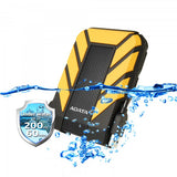 "ADATA HD710 PRO 1TB 2.5"" Rugged External HDD - Black/Yellow"