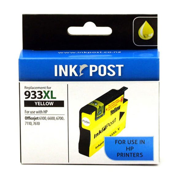 INKPOST for HP Ink CN056 933XL Yellow