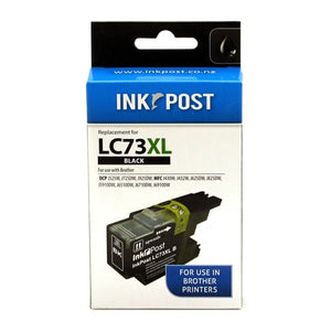 INKPOST for Brother Ink LC73 Black