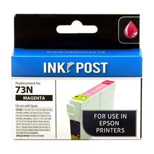 INKPOST for Epson Ink 73N Magenta