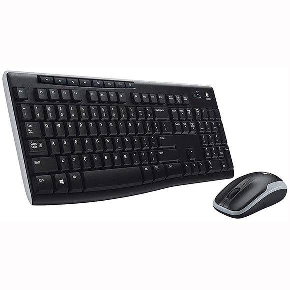 Logitech MK270R Wireless Keyboard and Mouse
