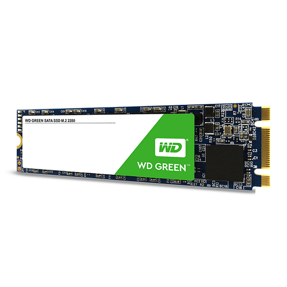 Western Digital Green  M.2  2280 SSD - 480GB