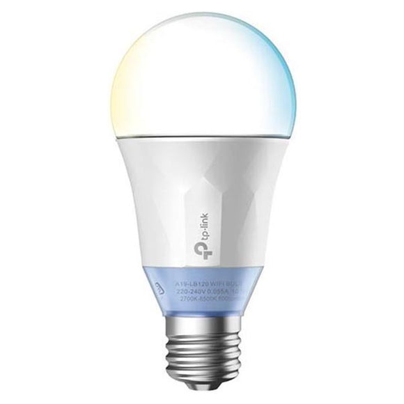 TP-Link LB120 Smart Wi-Fi LED Bulb with Tunable Light