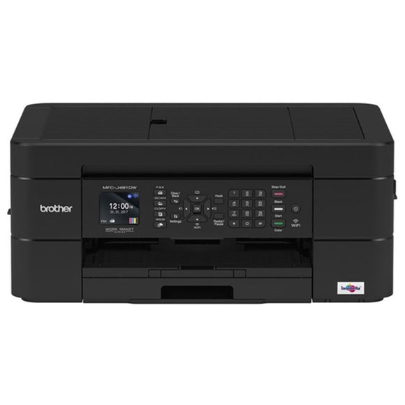 Brother MFC-J491DW A4 Inkjet Multi Function Printer