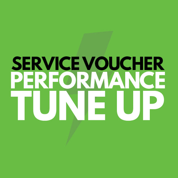 Prepaid Service Voucher - Tune Up