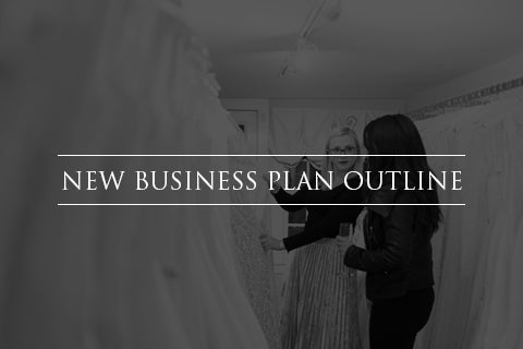 New Bridal Store Business Plan Outline