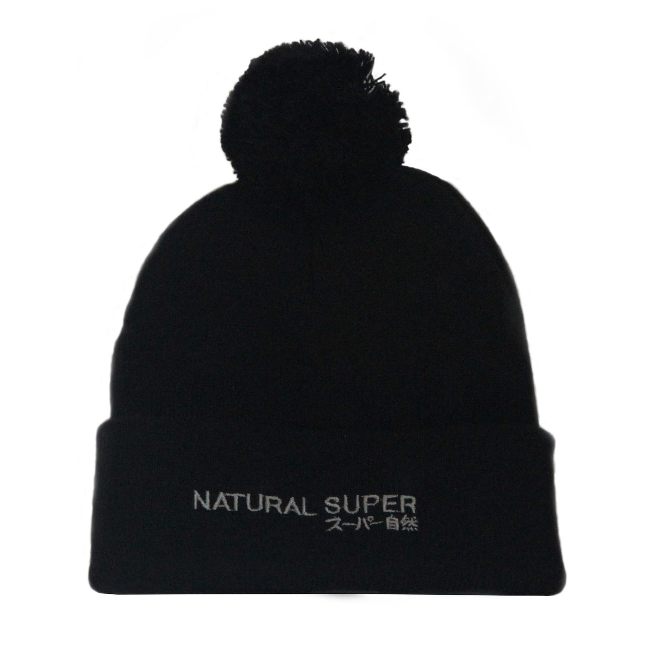 Black Knit Cap