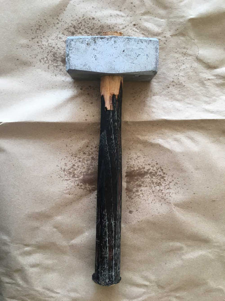 Update on the Crucible Lump Hammer
