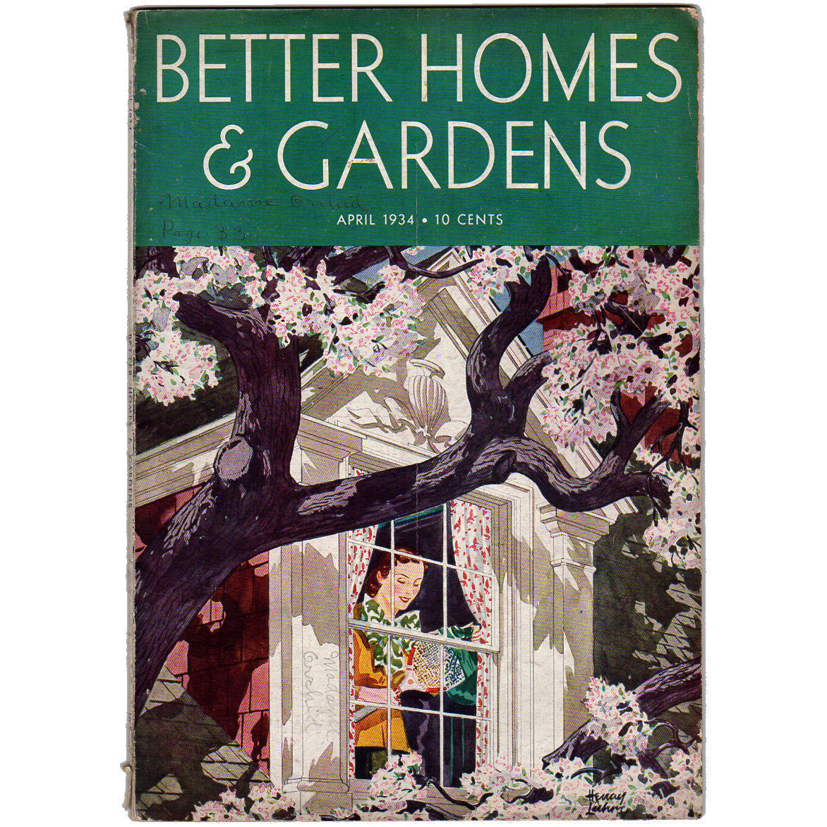 Better Homes Gardens: Vintage Collectibles