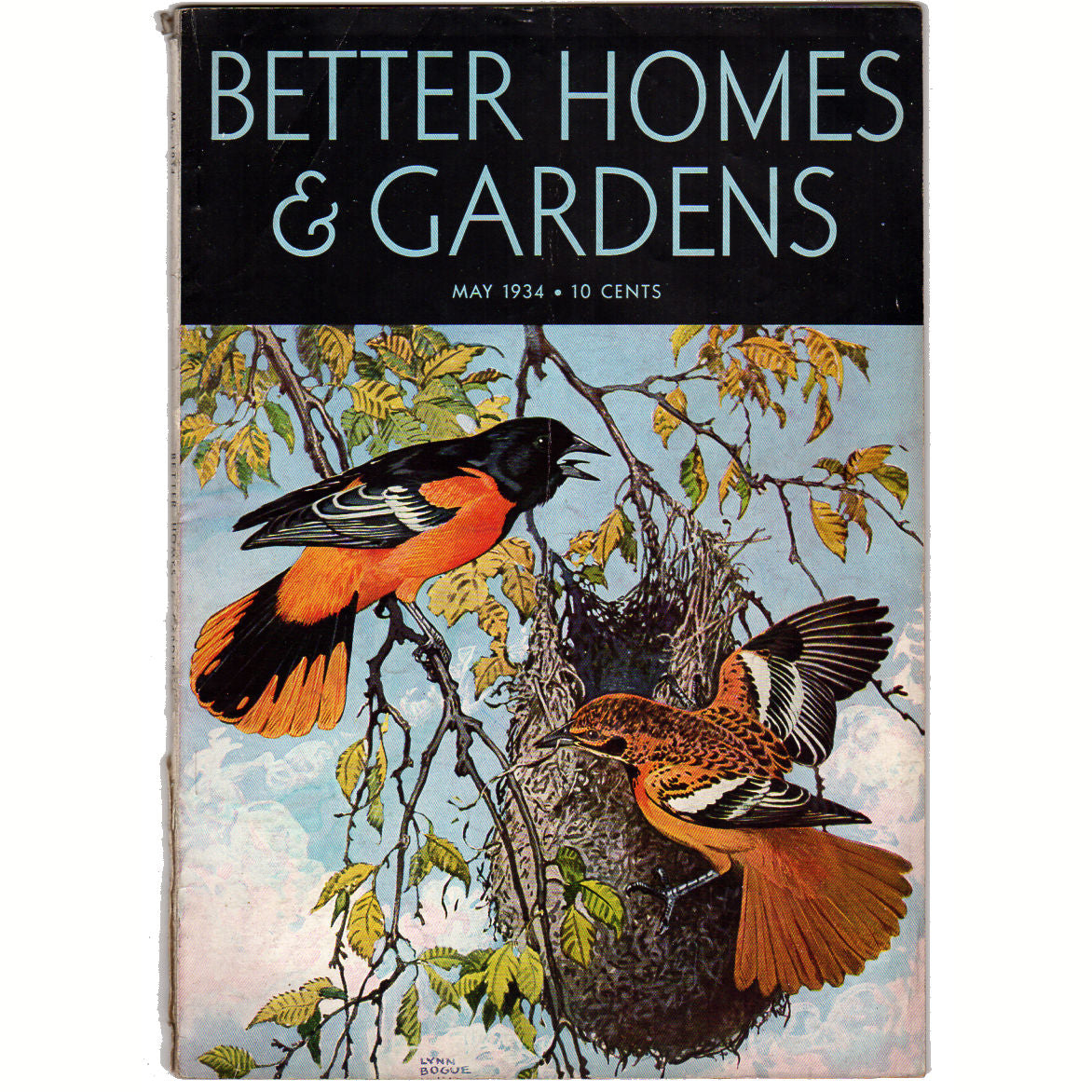 Bhg Magazine Covers: Vintage Collectibles
