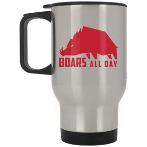 Drinkware - B.A.D. Stainless Steel Travel Mug