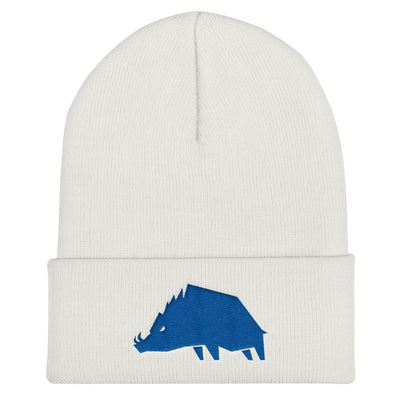 Hat - Boar Logo - Beanie - Winter Hunt