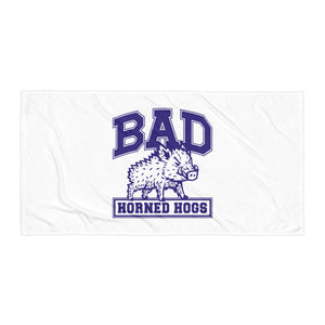 Horned Hogs - Gameday Towel -  - Boars All Day