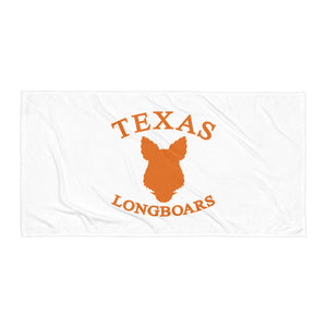 Texas Longboars - Gameday Towel -  - Boars All Day