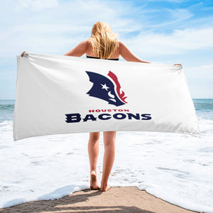 Houston Bacons - Gameday Towel -  - Boars All Day
