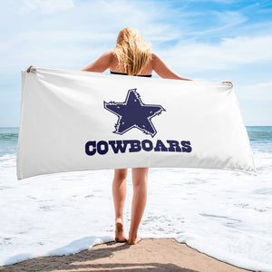 Dallas Cowboars - Gameday towel -  - Boars All Day