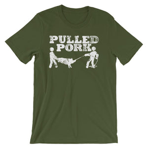 Shirt - Pulled Pork - B.A.D. Tee