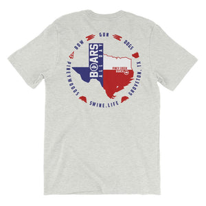 Shirt - Texan Boar - B.A.D. Tee