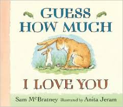Books and Bodysuits Gift Set: Guess How Much I Love You
