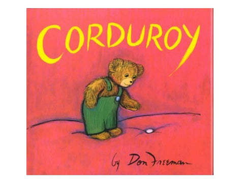 Books and Bodysuits Gift Set: Corduroy