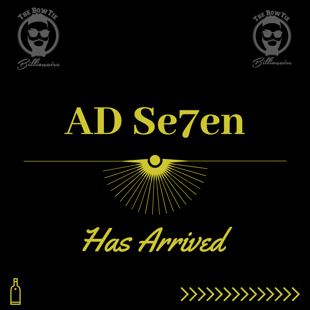 Billion Beard Oil: AD Se7en