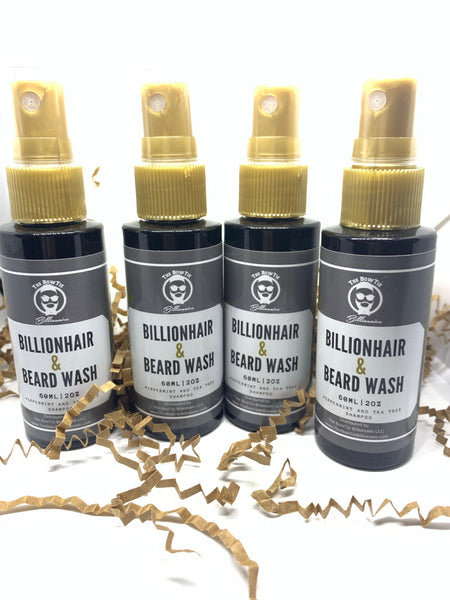Billion Hair and Beard Wash