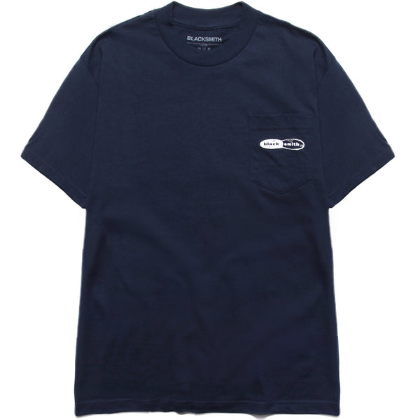 BLACKSMITH JC POCKET T - NAVY